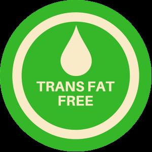 Libre de grasas trans
